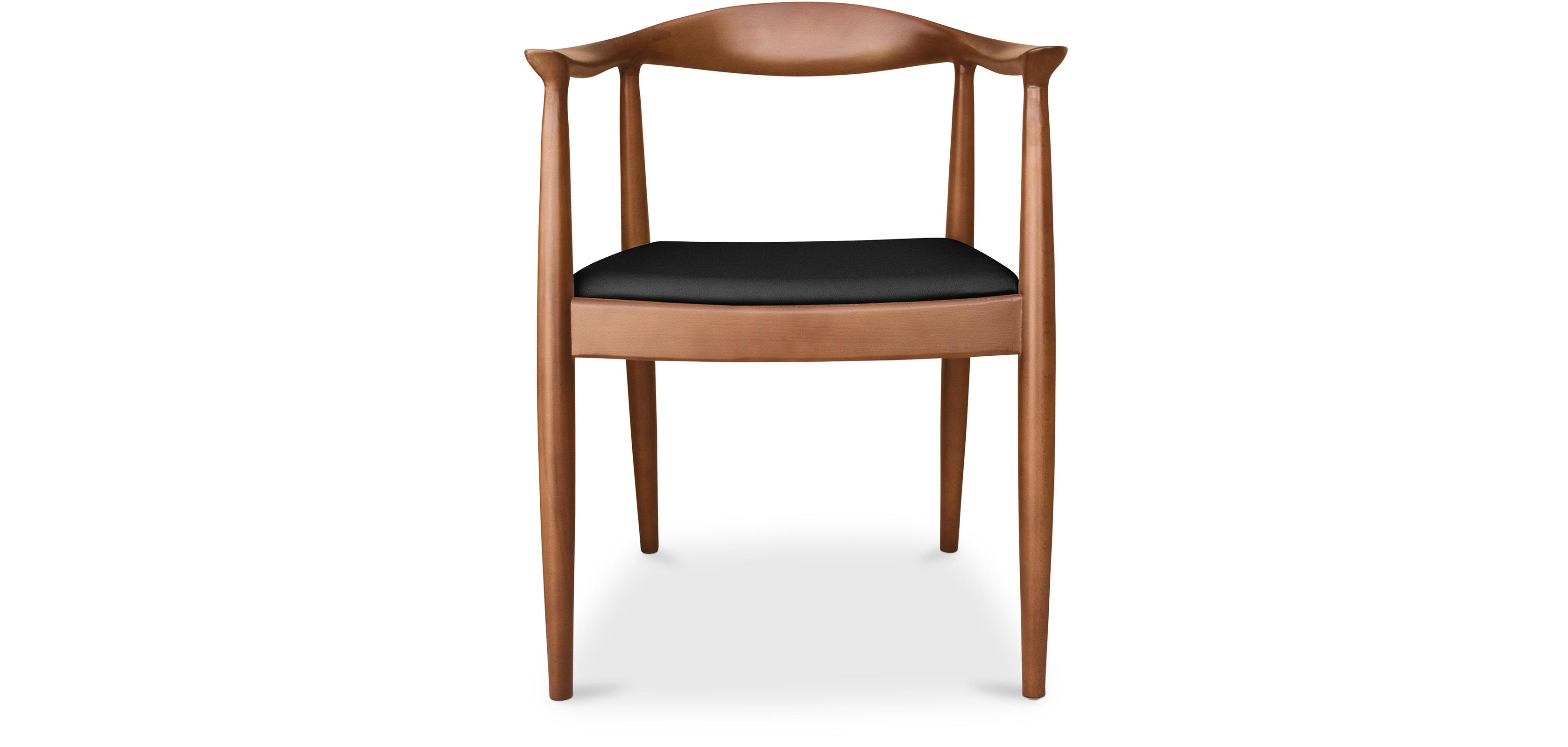 Skandinavischen Stil Stuhl The Chair Hans J. Wegner - Hochwertiges Leder