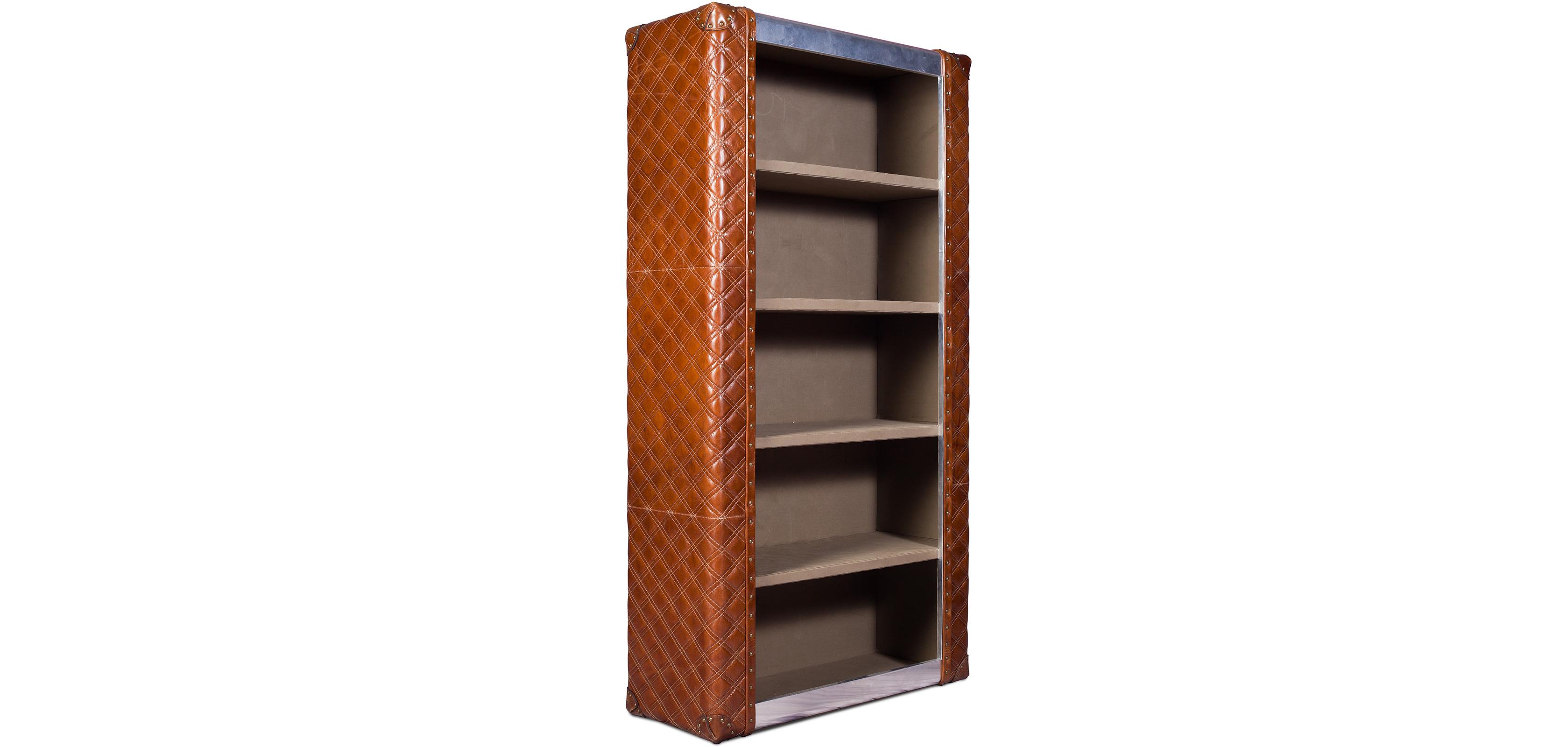 Design Bücherregal Churchill Lounge Hochwertiges