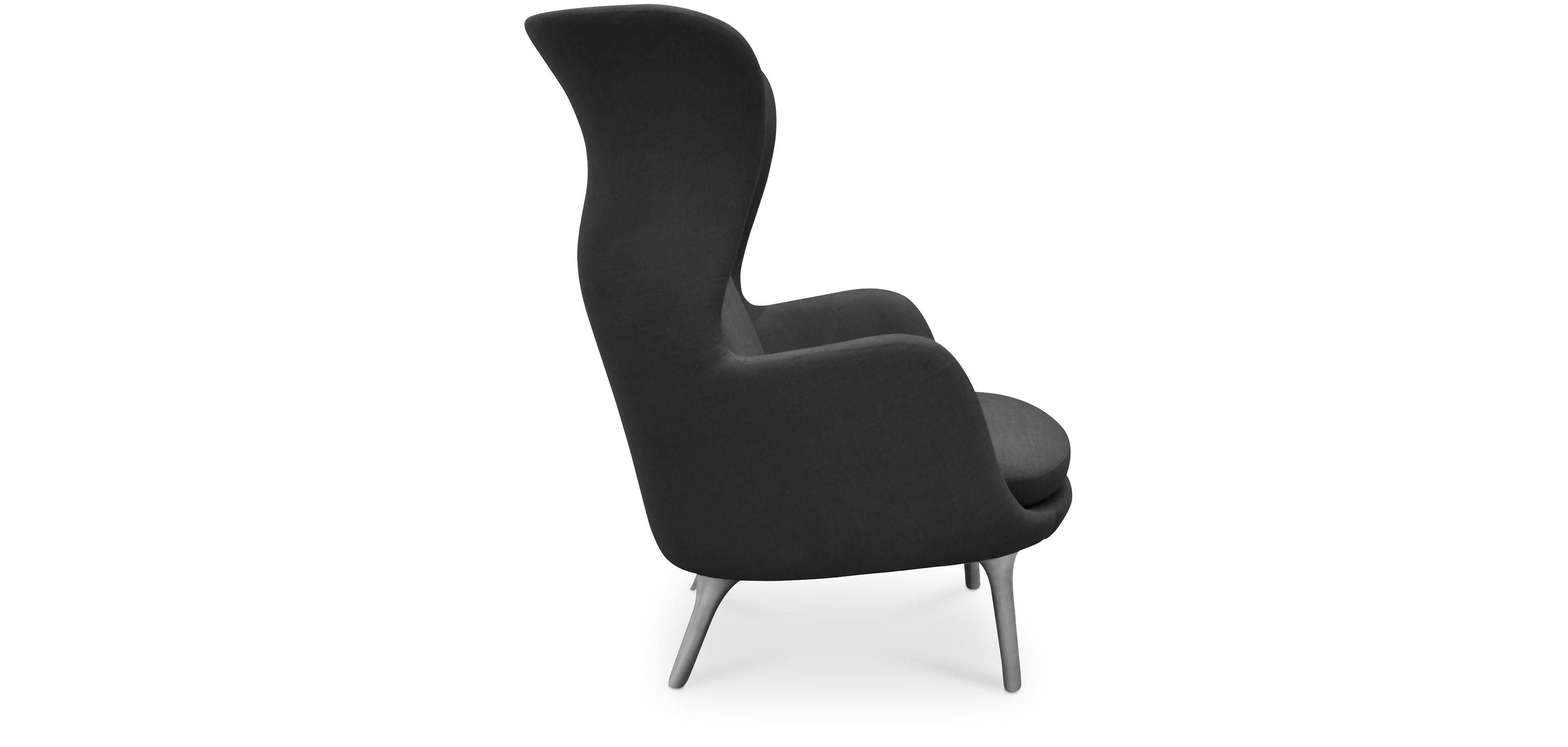 skandinavisches design ro sessel jaime hayon style stoff. Black Bedroom Furniture Sets. Home Design Ideas