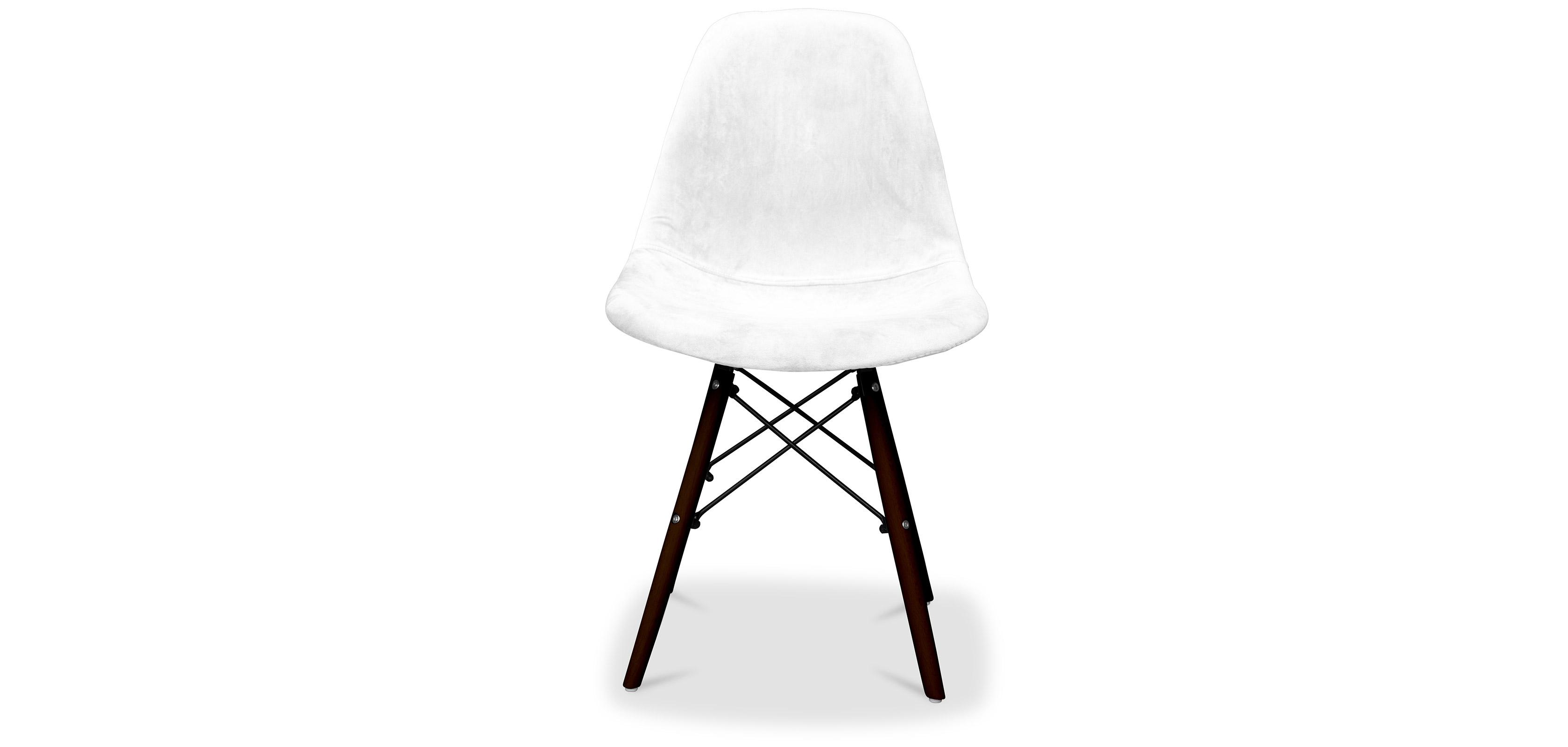Dunkle Stuhlbeine DSW Charles Eames