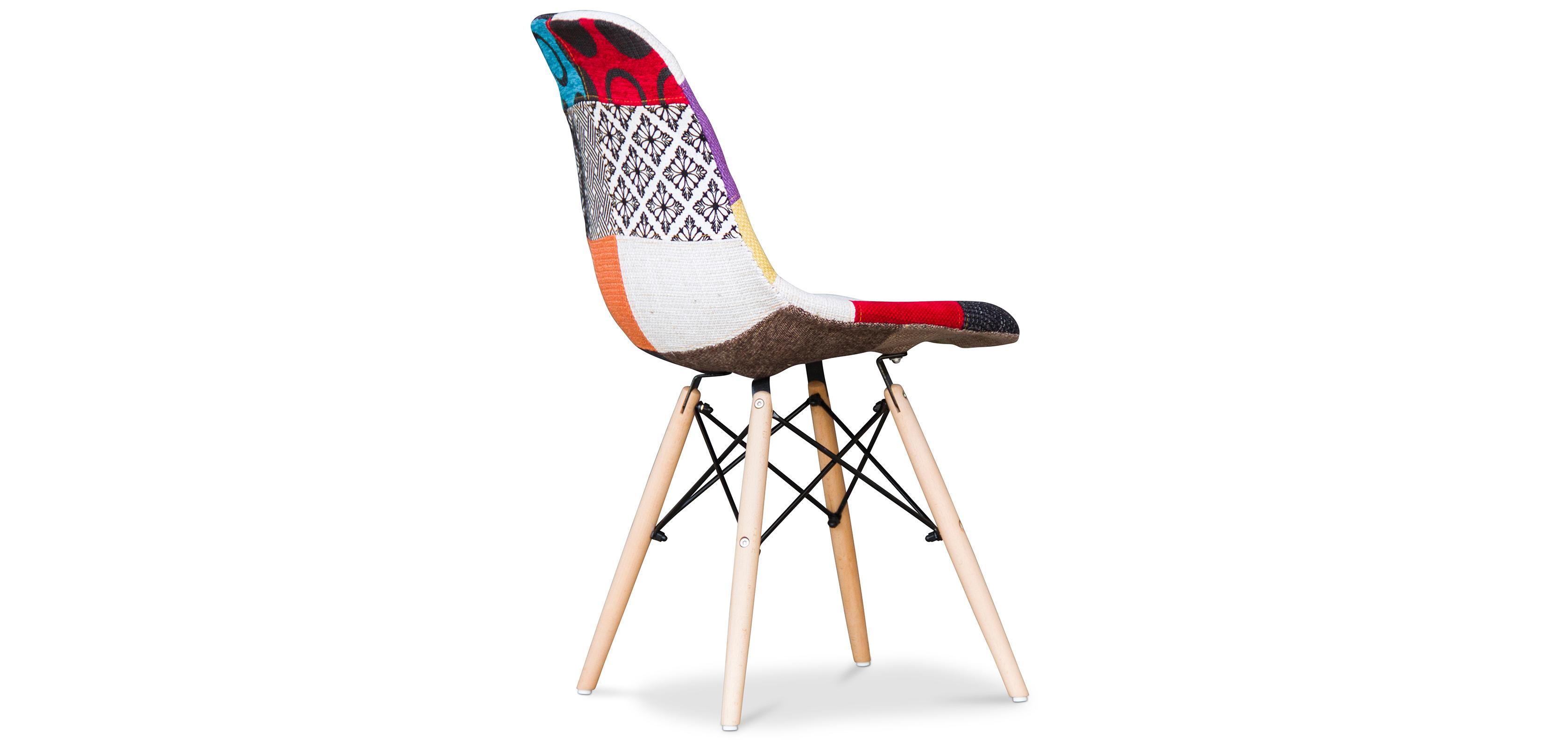 daw stuhl patchwork charles eames style. Black Bedroom Furniture Sets. Home Design Ideas