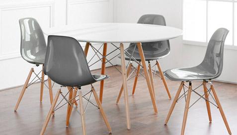 Dieser Esstisch Kann Ohne Zweifel Mit Dem Stuhl In Jedem Stil Oder Farbe  Kombiniert Werden. Geben Sie Ihrem Interieur Einen Minimalistischen Touch  Mit Dem ...