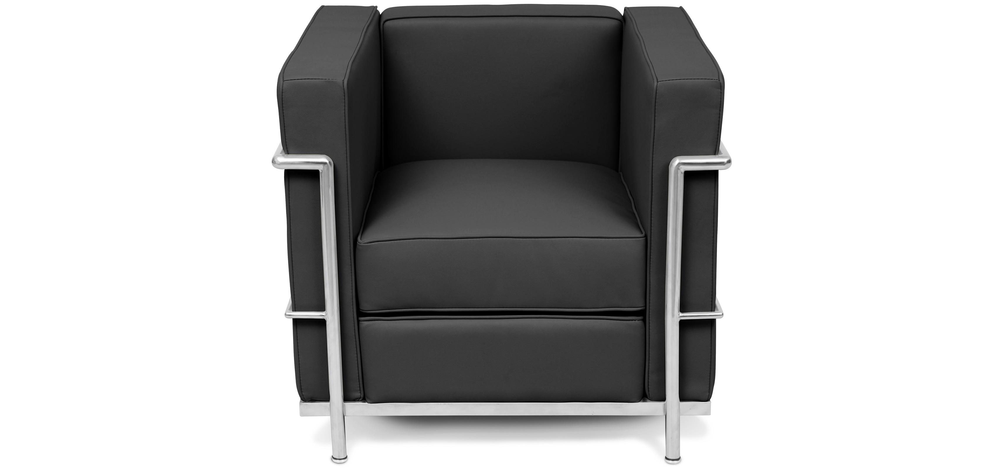 Lc2 Le Corbusier Sessel Kunstleder