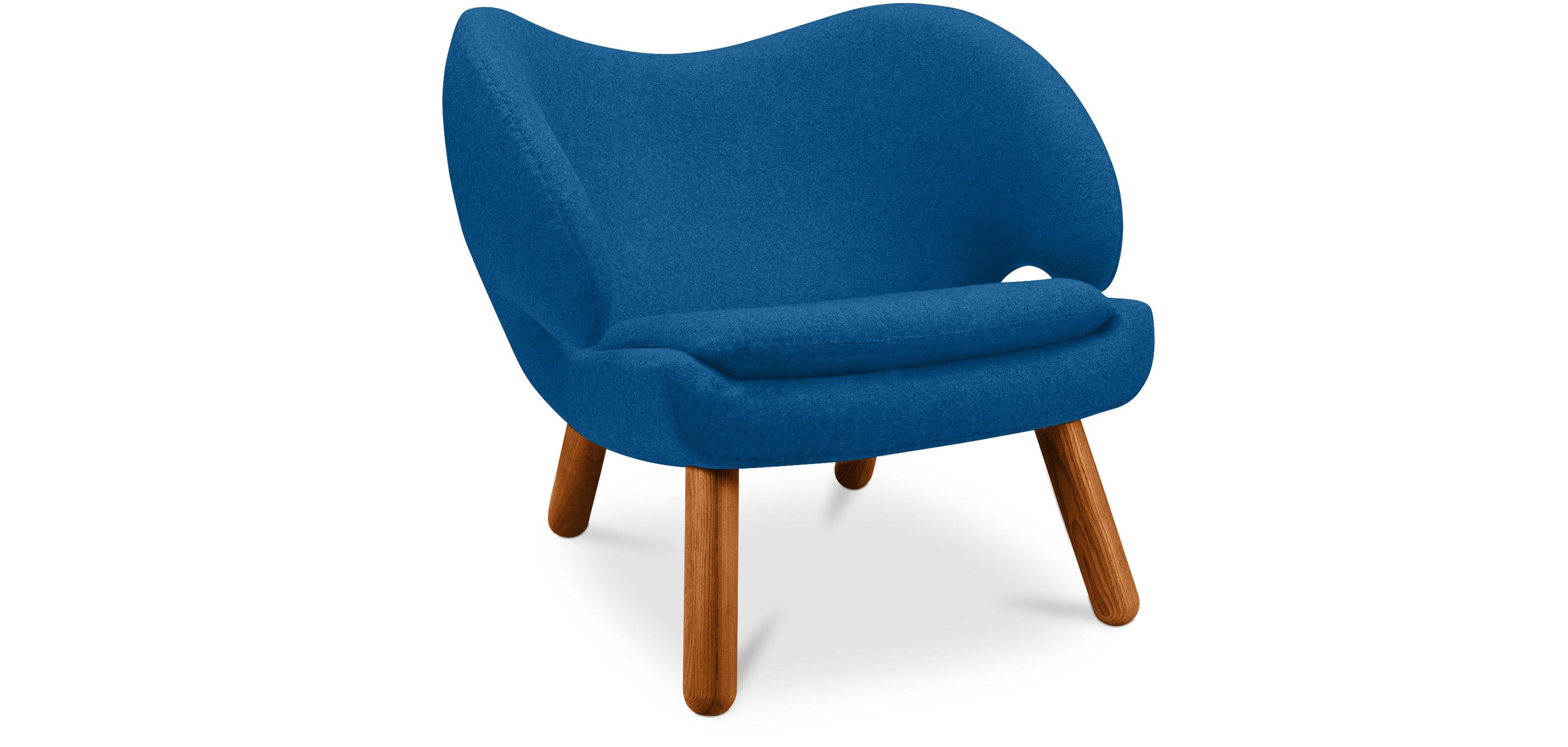 Pelikan skandinavisches design sessel finn juhl - Sessel skandinavisches design ...