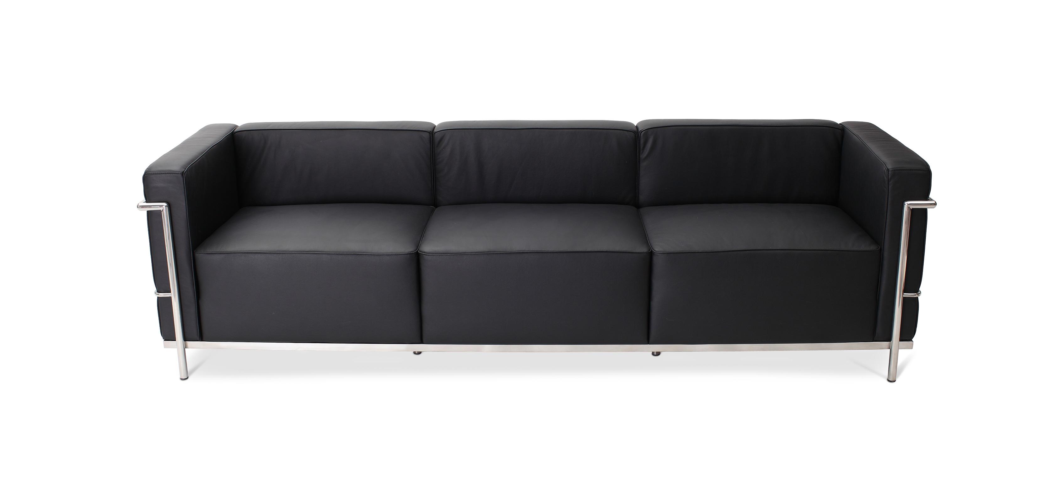Sofa Lc3 Charles Le Corbusier Leder