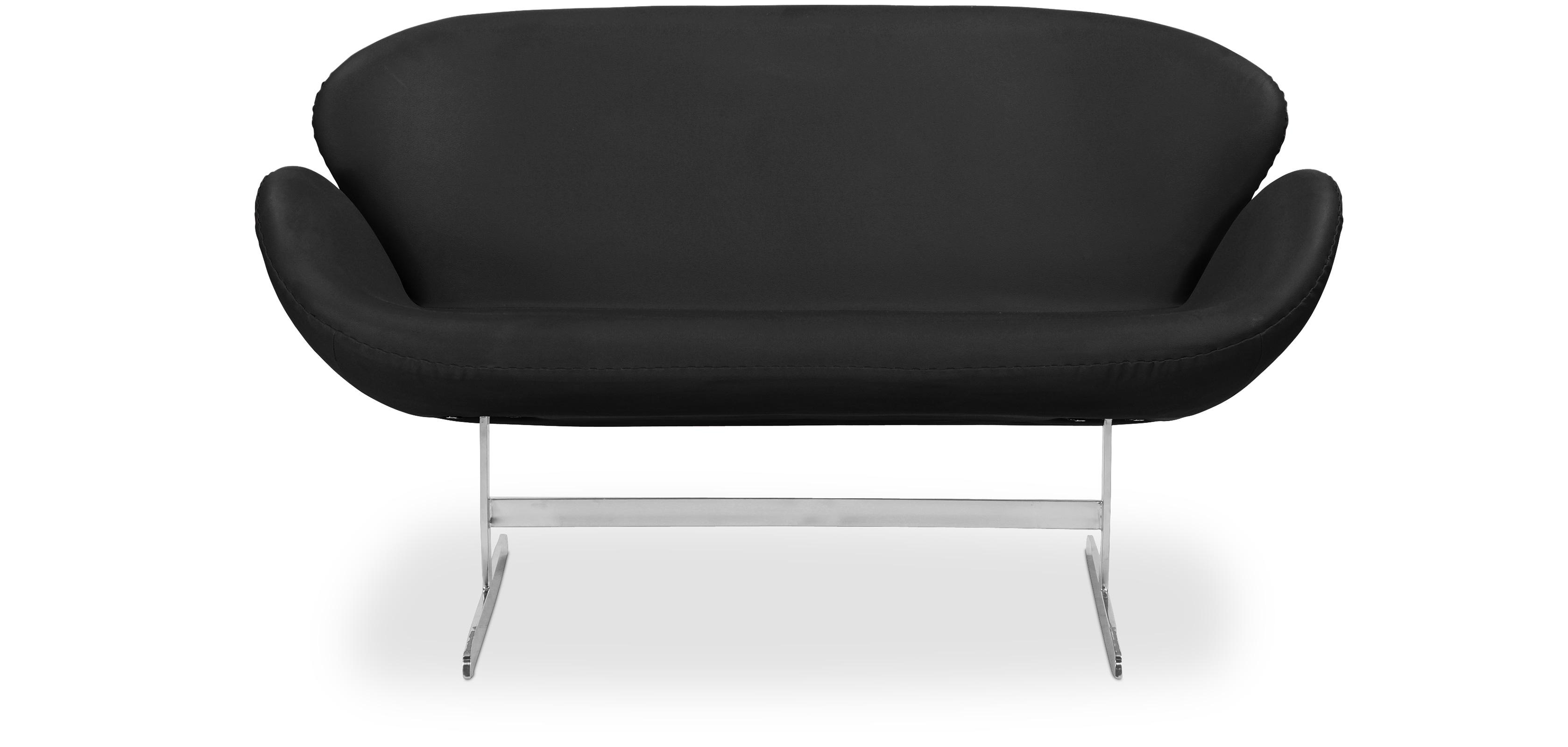 design sofa flamingo sofa zweisitzer hochwertiges leder. Black Bedroom Furniture Sets. Home Design Ideas