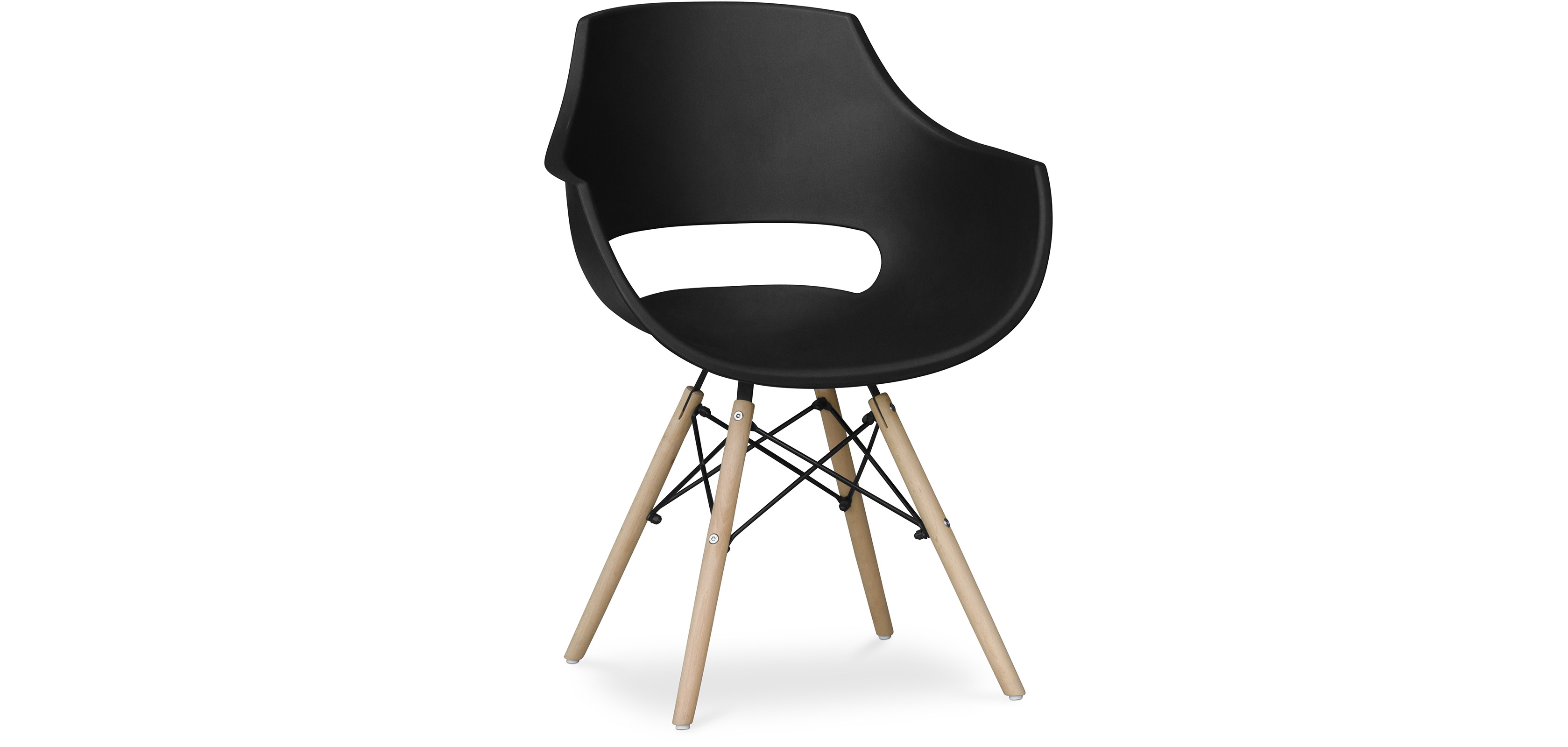 charles eames stuhl style. Black Bedroom Furniture Sets. Home Design Ideas