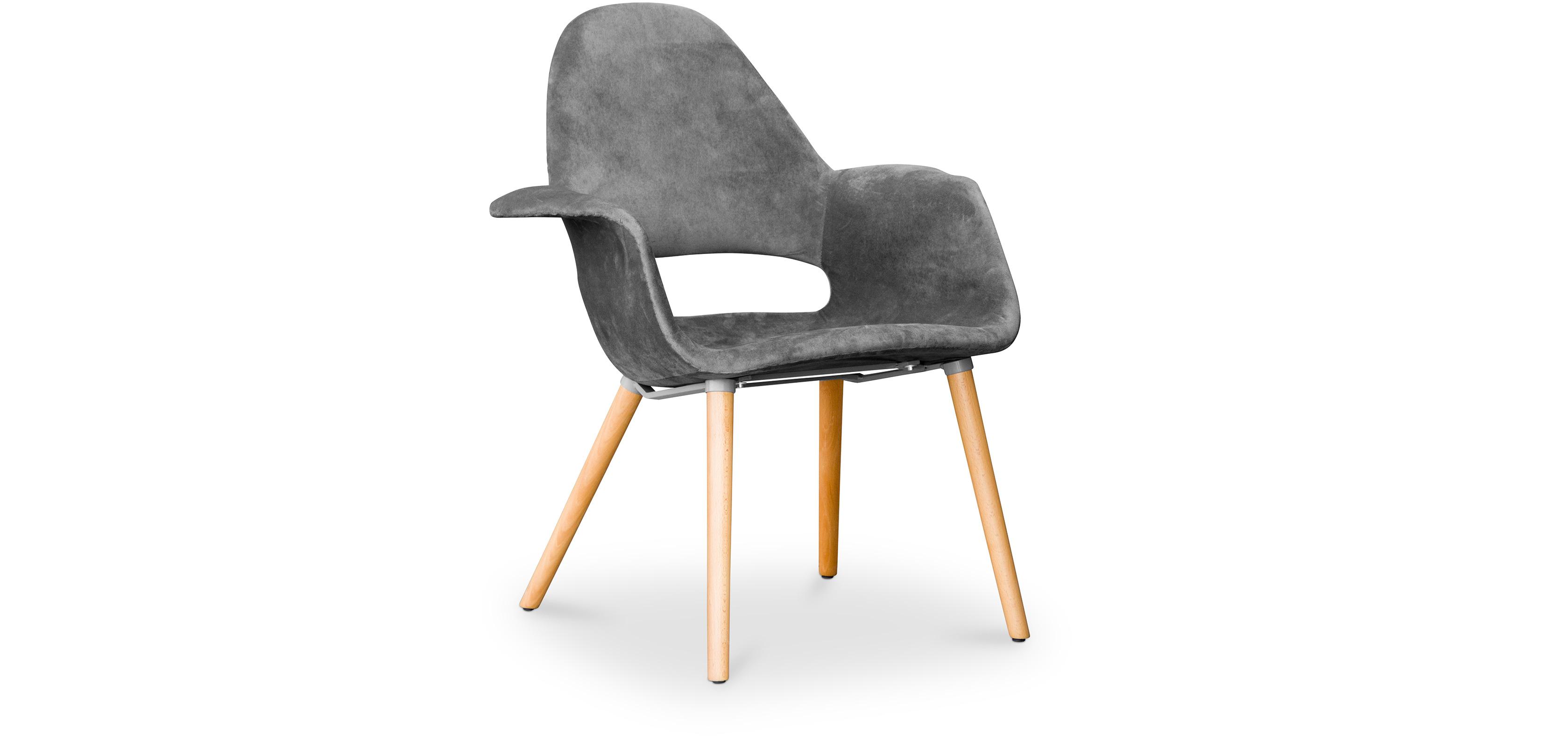 organic skandinavisches stuhl charles eames und eero saarinen style. Black Bedroom Furniture Sets. Home Design Ideas