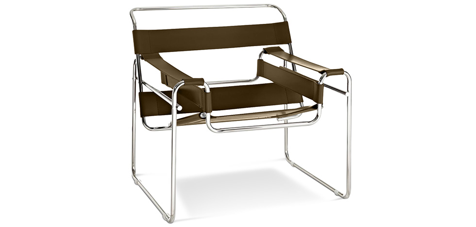 Wassily stuhl marcel breuer for Wassily stuhl design analyse
