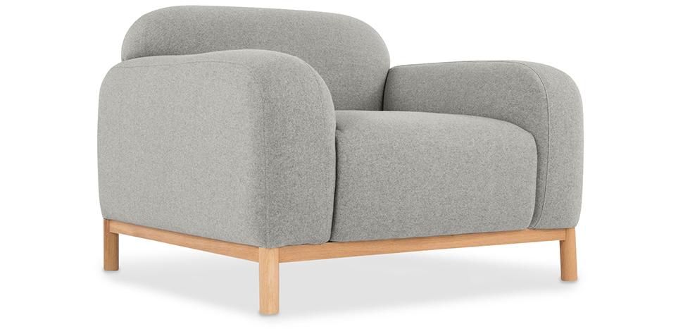 scandinavian style sessel boni. Black Bedroom Furniture Sets. Home Design Ideas