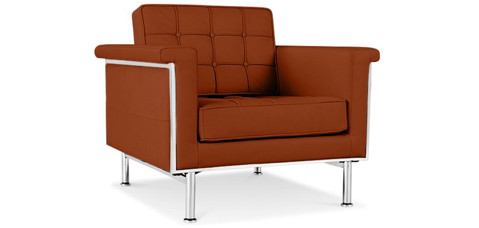 sessel ludwig mies van der rohe hochwertiges leder. Black Bedroom Furniture Sets. Home Design Ideas