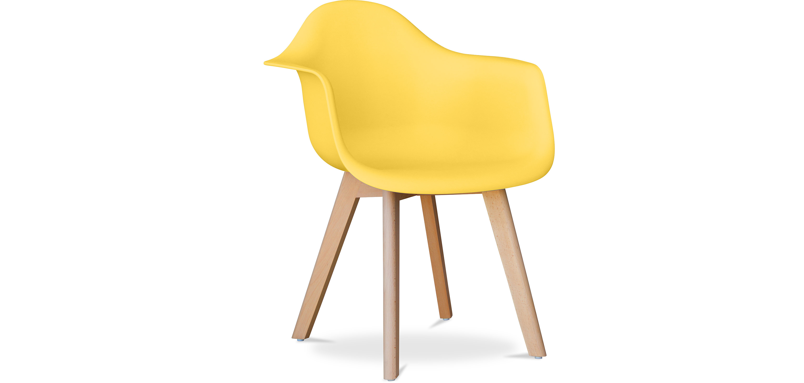 daw stuhl charles eames polypropylen style. Black Bedroom Furniture Sets. Home Design Ideas