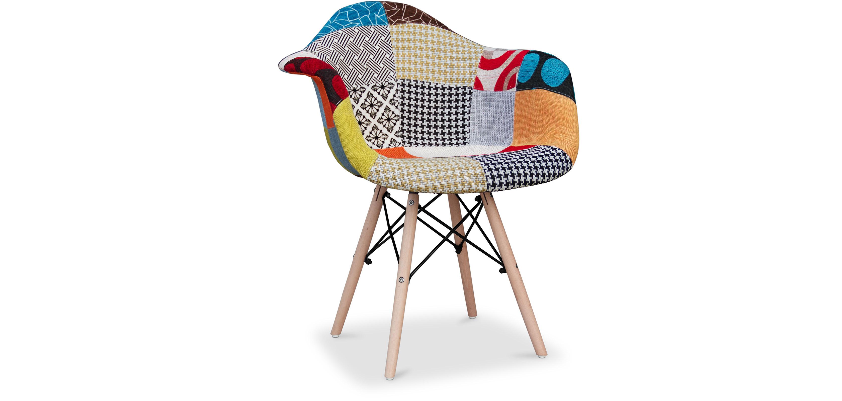 daw stuhl charles eames patchwork amy style. Black Bedroom Furniture Sets. Home Design Ideas