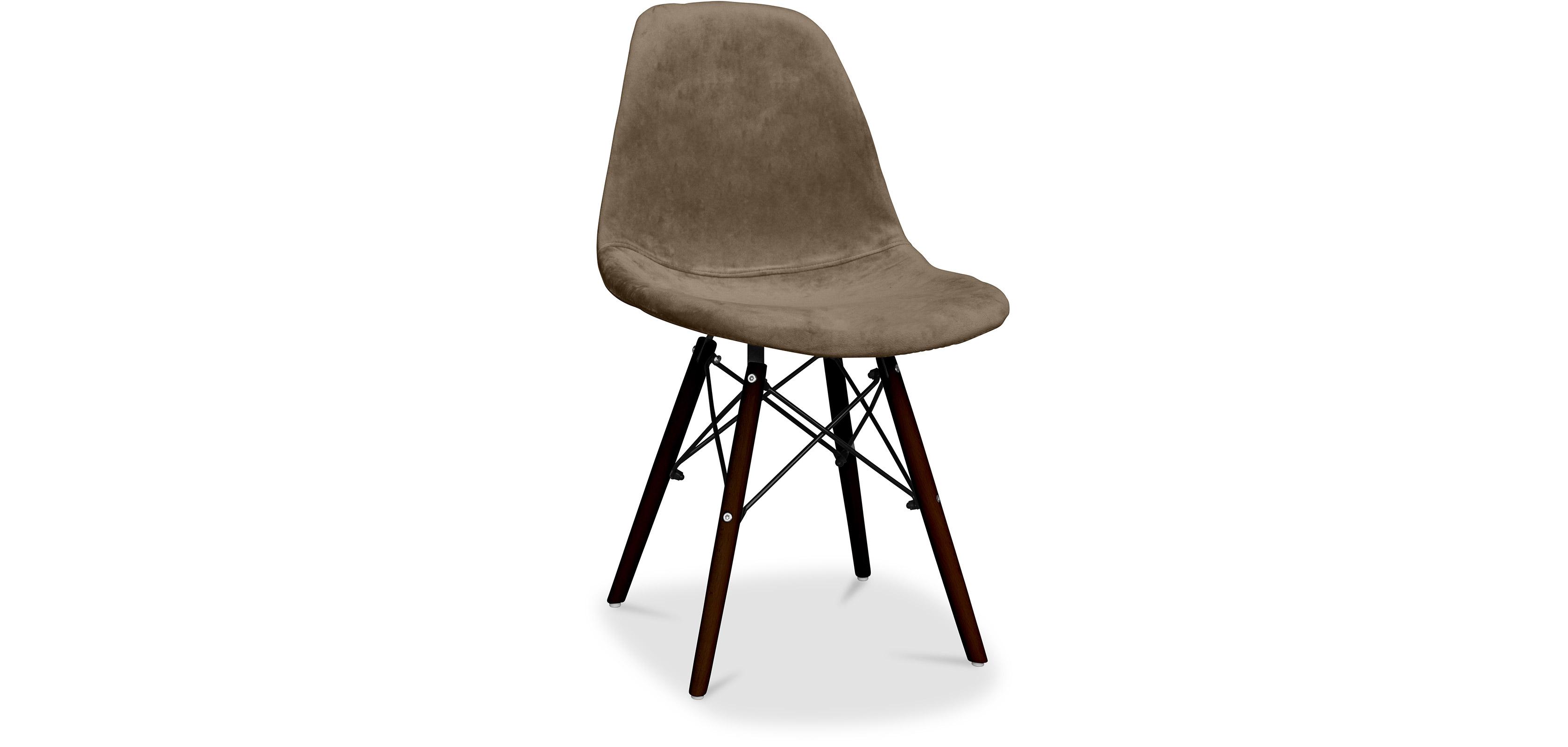 dunkle stuhlbeine dsw charles eames style stuhl stoff. Black Bedroom Furniture Sets. Home Design Ideas